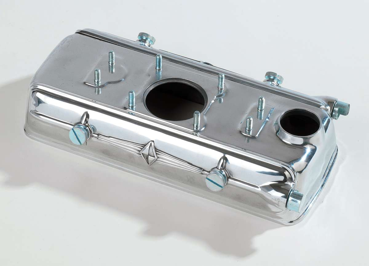 valve covers polished in Exchange